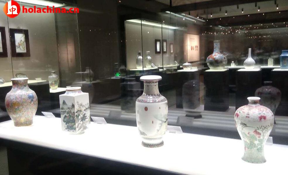 MUSEO CERAMICA CHINA HC 2