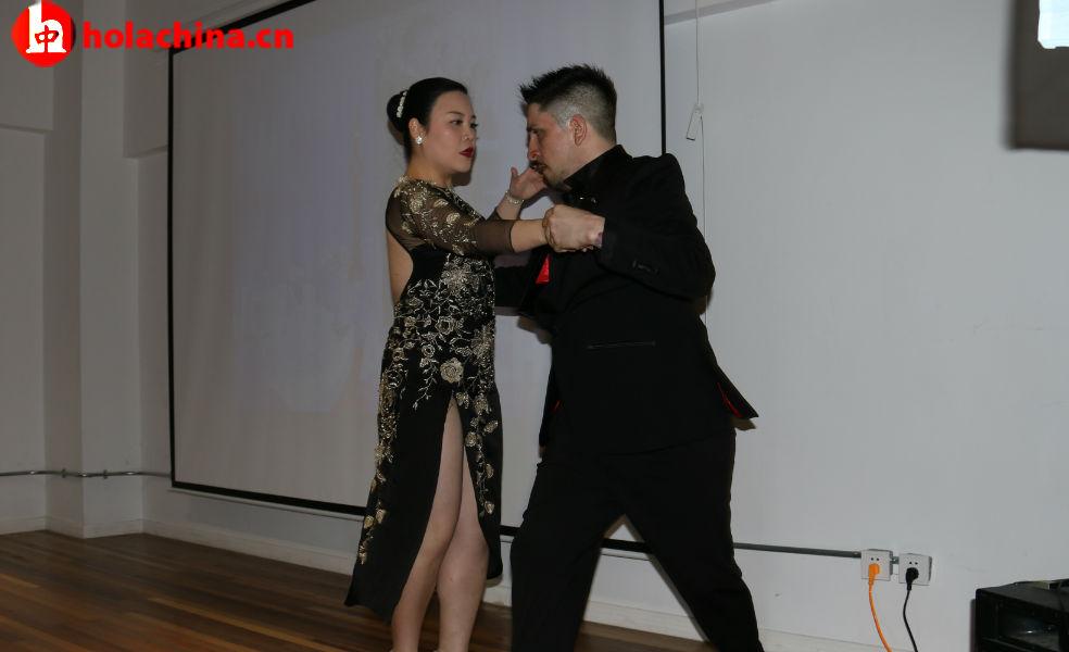 primer evento asociación argenitna en China